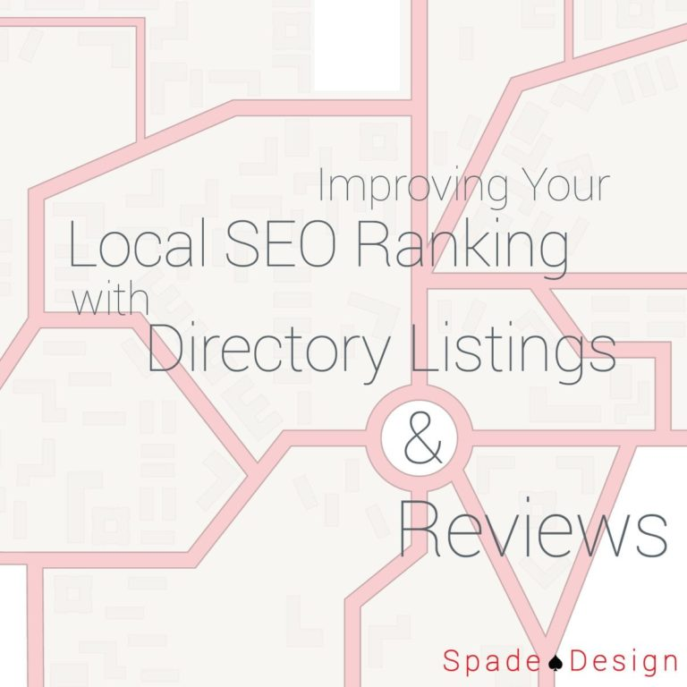 Improving Your Local SEO Ranking with Directory Listings & Reviews Spade Design image 1