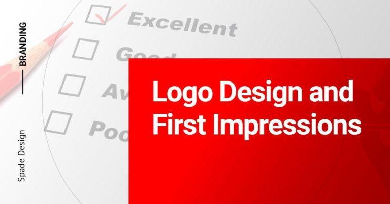 Logo Design and First Impressions Spade Design image 3