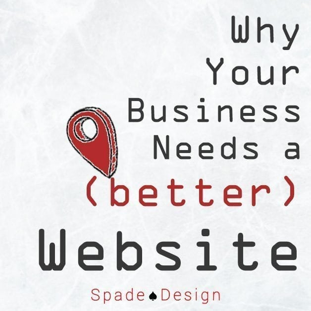 Why Your Business Needs a (better) Website Spade Design image 2