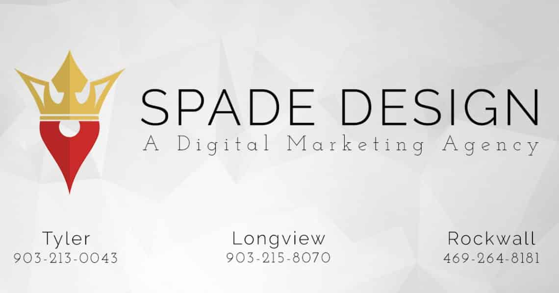 Spade Design - Web Design, Digital Marketing, SEO, Social Media