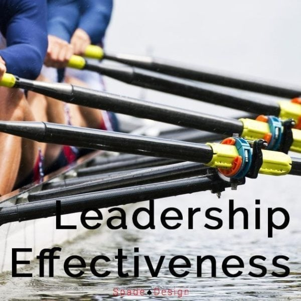 Effective Leaders Improve these Mental Mistakes Spade Design image 2