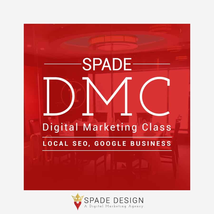 Spade DMC: Local SEO Spade Design