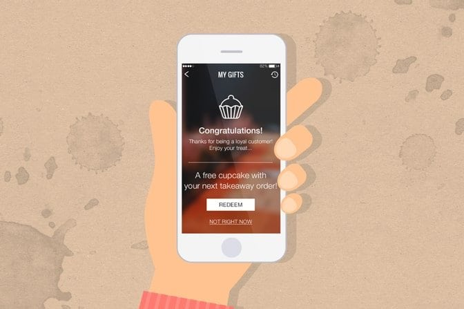 Loyalty Card App: how to boost customer retention with gifts and rewards Spade Design