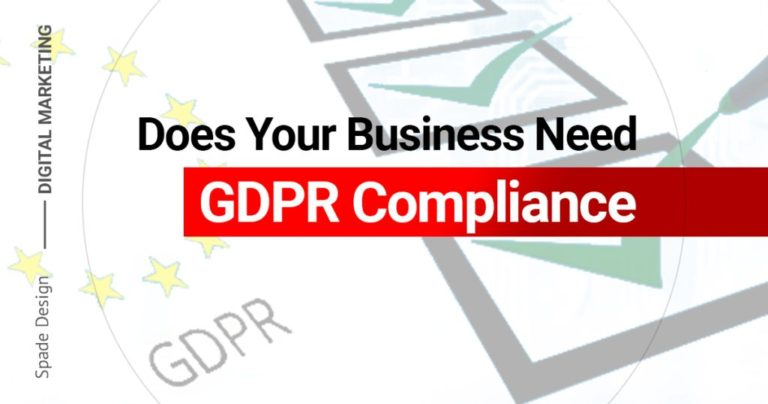 GDPR Compliance, EU GDPR, Does Your Business Need GDPR Compliance