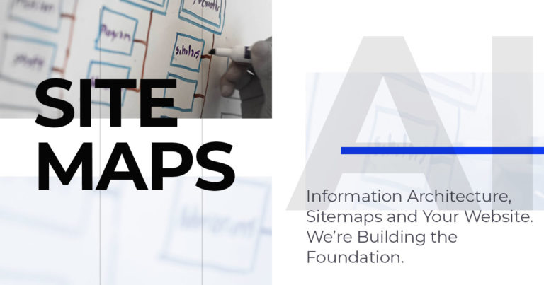 Information Architecture, Sitemaps and Your Website ...