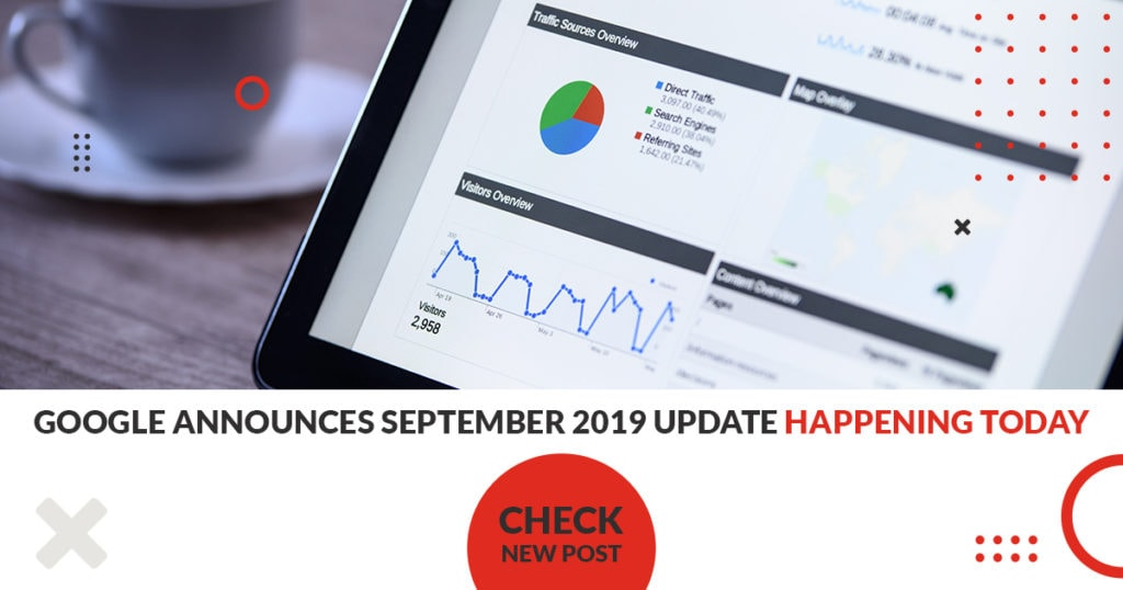 Google Announces September 2019 Update Happening Today, spade design, dallas web design